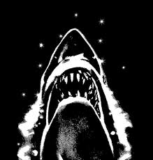 Metaphor: jaws in space
