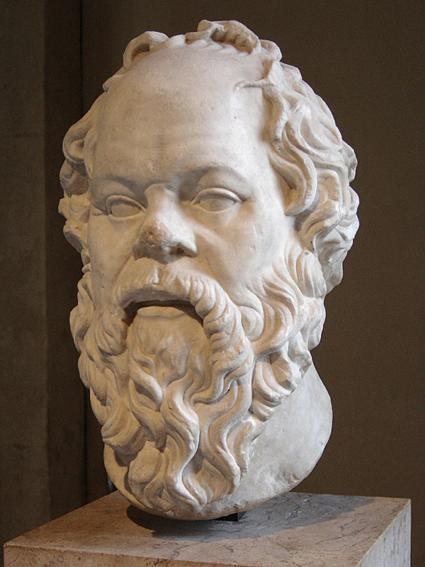 Socrates re: idea sharing